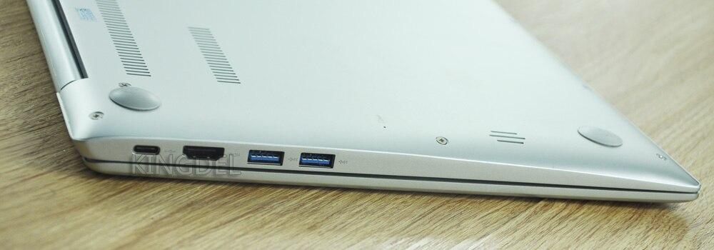 Discount Ultraslim laptop computer i7 6500U Intel HD Graphics 520 Backlit Keyboard Ultrabook dual core i5 6200U 8G RAM 500G SSD