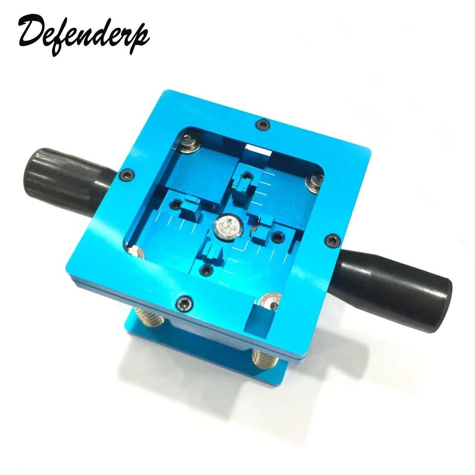 ФОТО Universal 90*90mm BGA Reballing Station Blue Reball Holder Jig Kit with Handle 90MM x 90MM