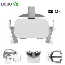 BOBOVR X6 Virtual Reality All in One VR Binocular 2.5K HD VR Headset Android 16GB 3D Glasses Helmet Immersive 5.5' LCD WIFI BT