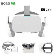 BOBOVR casco de realidad Virtual todo en uno con prismáticos de RV, 2,5 K, HD, VR, Android, 16GB, 3D, pantalla de 5,5 pulgadas, LCD, WIFI, BT