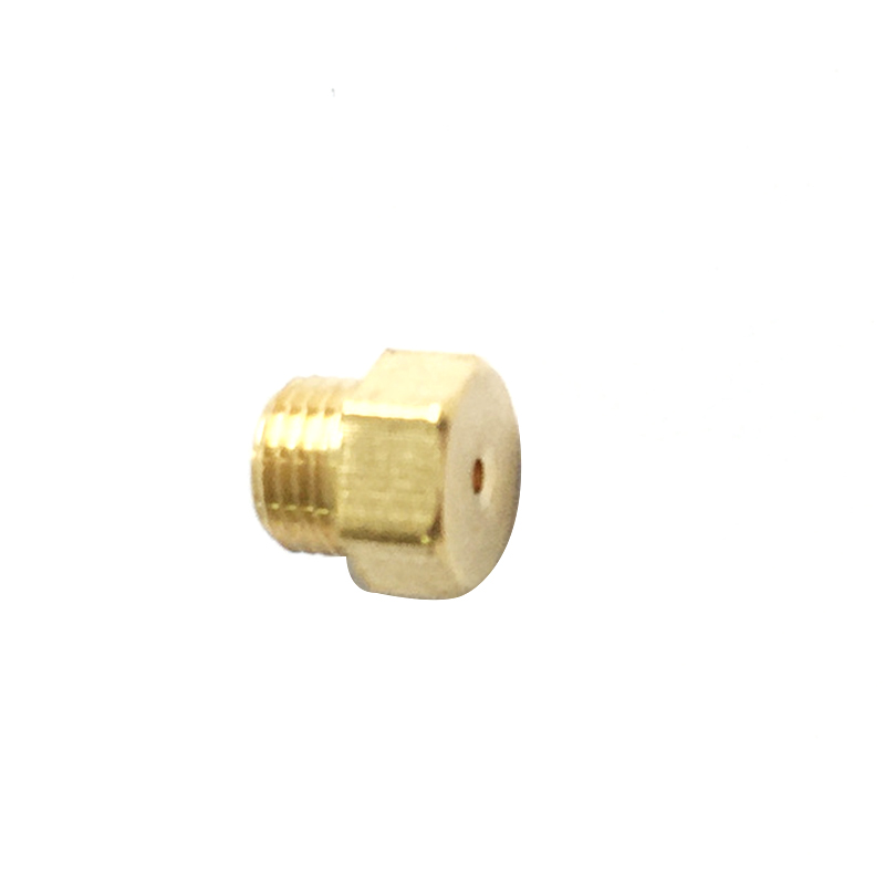 10 PCS M5*0.75 LPG Gas Water Heater Accessories Liquid And Natural Gas Water Heater Nozzle Jet 0.68mm