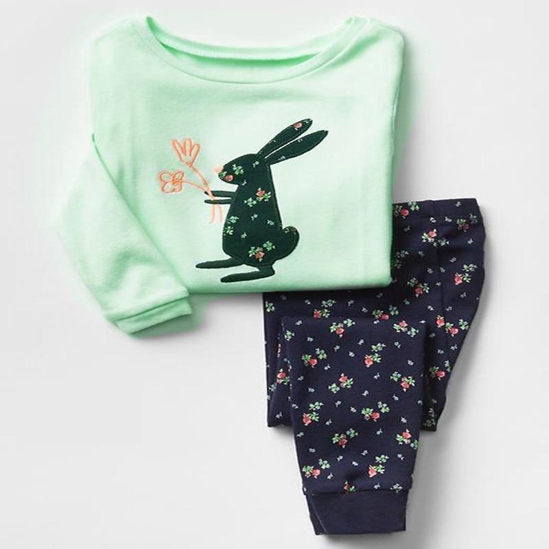 kids Pajamas Sets Girls cartoon sleepwear Boys cotton Long Sleeve nightwear Sets Children Pyjamas Aircraft pattern Fall Pajamas in Pajama Sets from Mother Kids