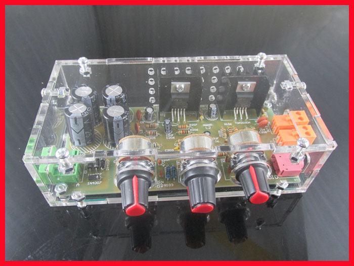 где купить TDA2030A power amplifier module 2 power amplifier board HI-FI dual channel 2*18W LM1875 compatible parts quality по лучшей цене