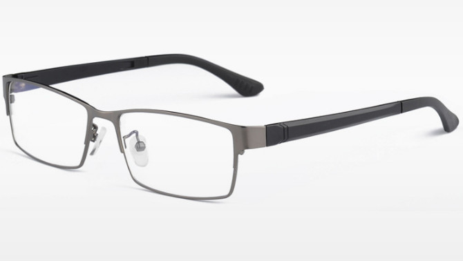Eyesilove customized men's myopia glasses short-sighted prescription glasses near-sighted mopia eyeglasses single vision