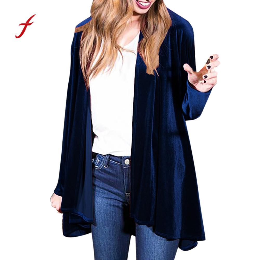 Para Mujer Damas Slim Fit Oficina Casual Volante Peplum Blazer Chaqueta  Talla Plus 8-24 051c88325c4
