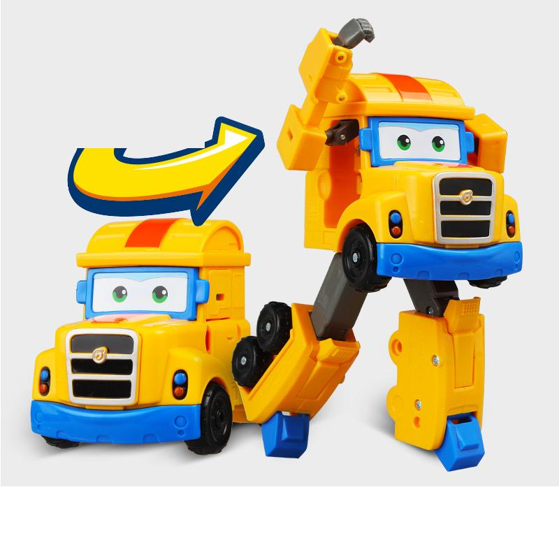 new role of Super Wings Transformation Deformation Airplane Robot Action Figures, child Gift superwings 15 cm jimbo super wings mini airplane abs robot toys action figures super wing transformation jet animation children kids gift