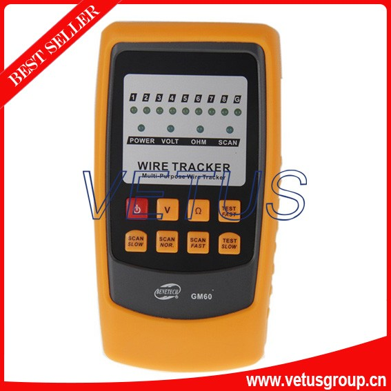 GM60 Handheld low price Wire Tracker with Low battery indication от Aliexpress INT
