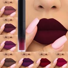 Women Fashion Sexy Long Lasting Liquid Matte Lipstick Lip Tattoo Makeup