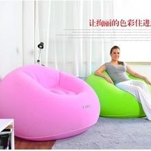 Открытый говорить сидя диван татами Бархат зеленый и розовый надувной диван Подушка Диван Подушка, портативный гостиной кресло мешок