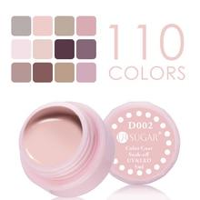 UR SUGAR 5ml Nail Gel Polish Multiple Colors UV Nail Gel Lacquer Soak Off Coat Nail Art Gel Manicure Varnish