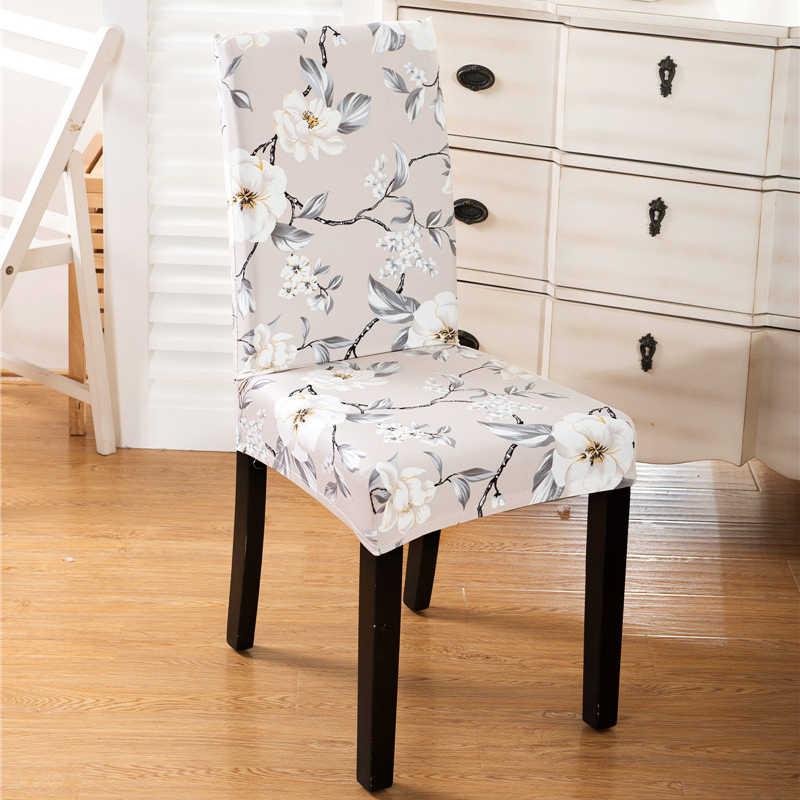 Monily tendência Retro Flor Impressão Spandex Cadeira Elástica Cadeira Slipcover protetora Caso Removível Trecho Tampa Da Cadeira transporte da gota