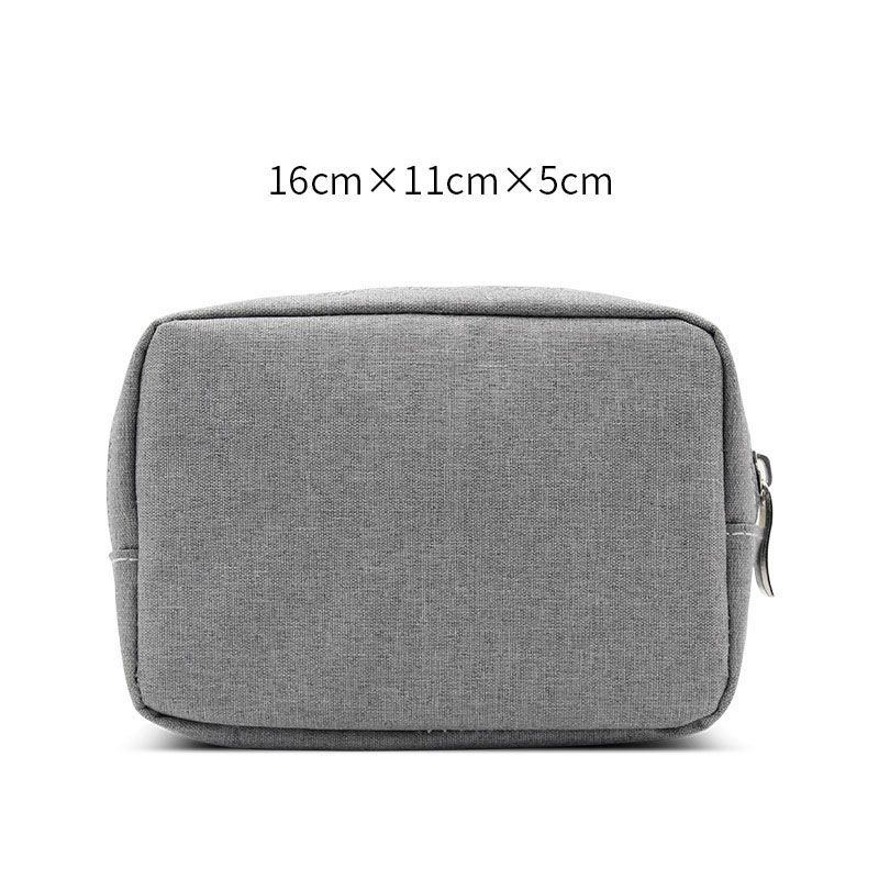 Electronic Accessories Bag Hard Drive Organizers Earphone Data Cables USB Flash Drives Travel Case Waterproof Carry Storage Bag