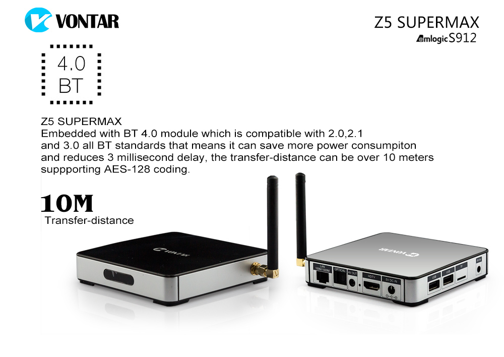 VONTAR Z5 SUPERMAX Amlogic S912 Octa Core Android 7.1 TV Box VONTAR Z5 SUPERMAX Amlogic S912 Octa Core Android 7.1 TV Box HTB1eau