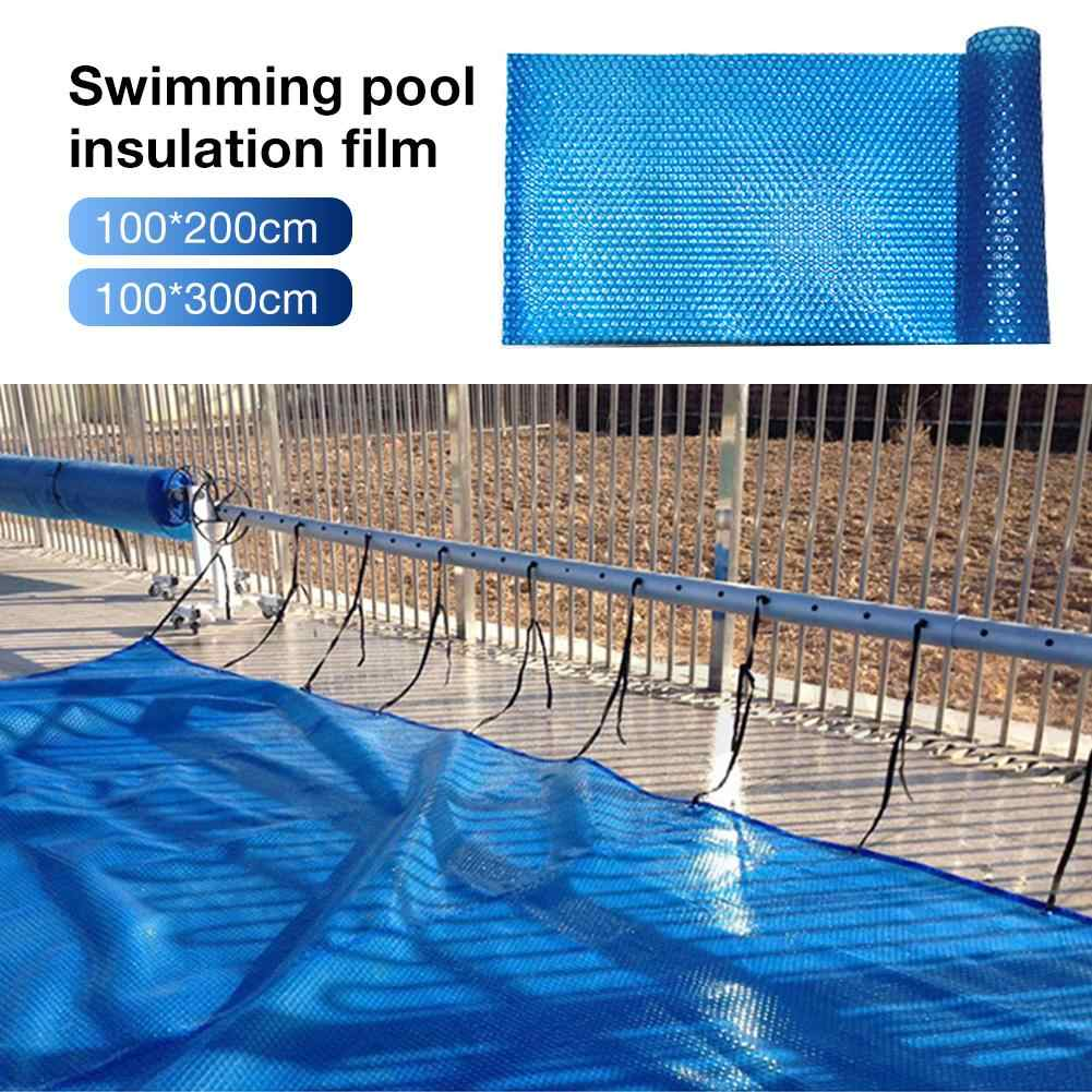 Hot Sale New Solar Swimming Pool Cover Easy Set Dustproof Cover Blue Floor  Cloth Mat Cover for Outdoor Villa Garden Pool