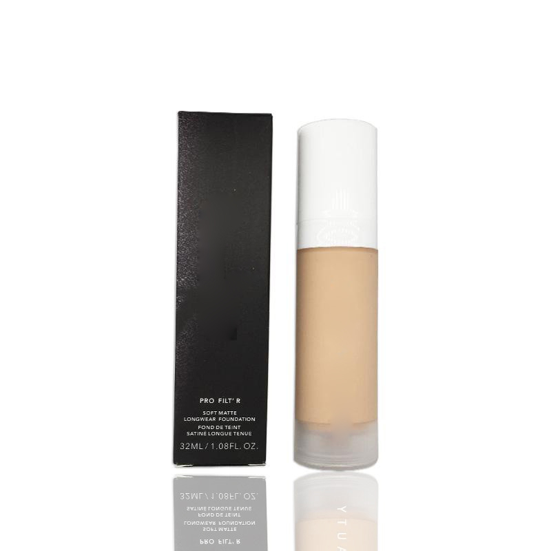 Rihanna PRO FILT'R Soft Matte Longwear Liquid full cover Foundation Perfect 2in1 Foundation Concealer 30ml  Yours From 36 Color 4