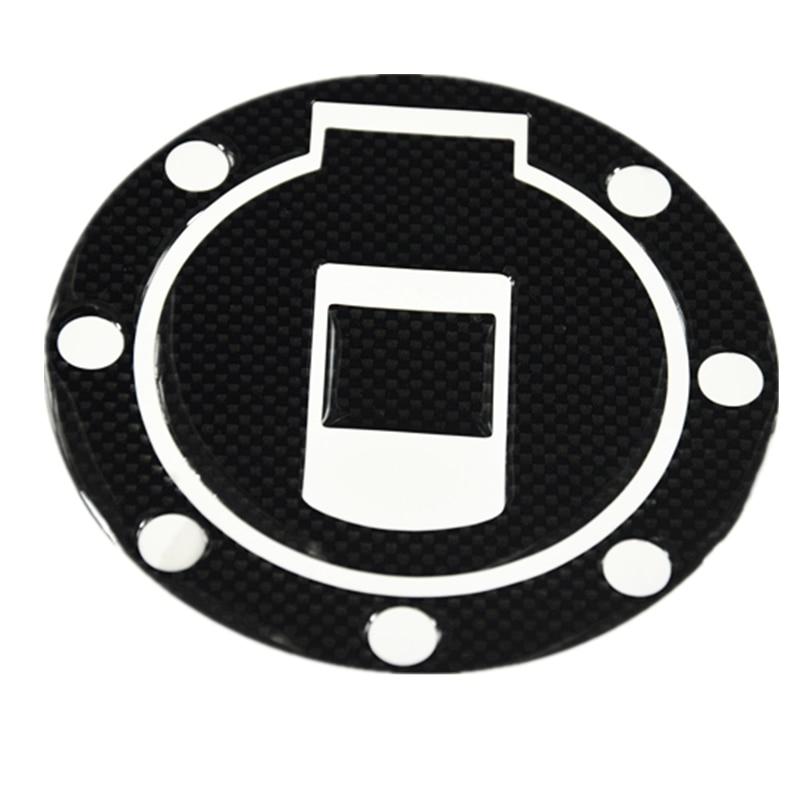 Universal Motorcycle Carbon Fiber Tank Pad Tankpad Protector Sticker Cover  R6 Z600 Z800 Z1000
