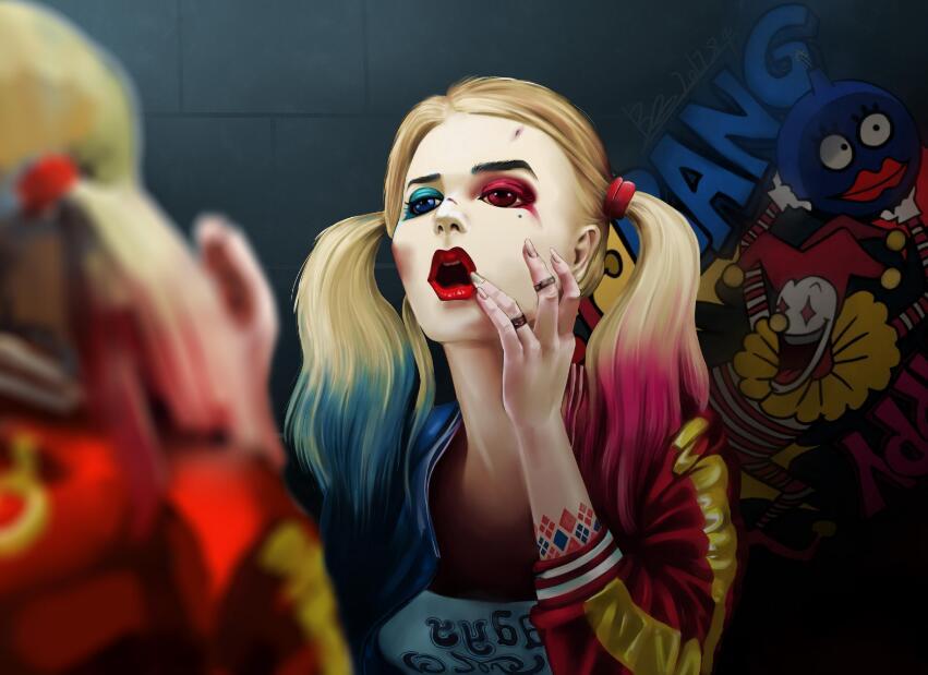 Suicide Squad Harley Quinn Cosplay Costume Clothing Women Batman Arkham Asylum City Joker Movie Halloween Anime Top Jacket