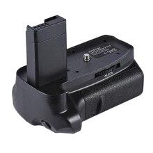 Andoer BG-1H вертикальный Батарейная ручка совместимы с 2* LP-E10 Батарея для цифровой однообъективной зеркальной камеры Canon EOS 1100D 1200D 1300D X50 X70 цифровых зеркальных камер