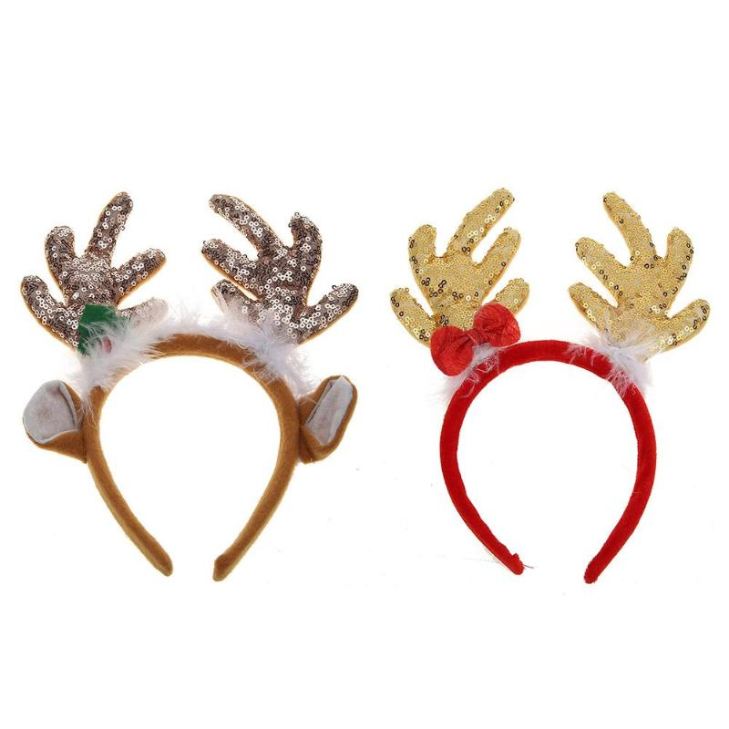 Girl's Hair Accessories Women Festival Hairband Party Deer Ears Headband Animal Ears Headband For Women Hair Accessories Exquisite Craftsmanship;