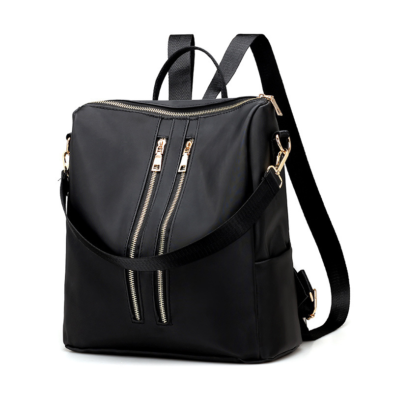 Fashion wild Oxford cloth waterproof backpack urban youth style shoulder bag ladies backpack