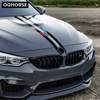 For BMW F20 F22 F30 F32 F10 G30 G20 E60 E46 E90 Z4 X3 X4 X5 X6 Car Hood Bonnet Racing Stripes Line Decal Engine Cover Sticker review