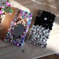 Glitter Diamond Phone Case For Xiaomi Redmi Note 5A 4x 3 4 2 Luxury Crystal Rhinestone