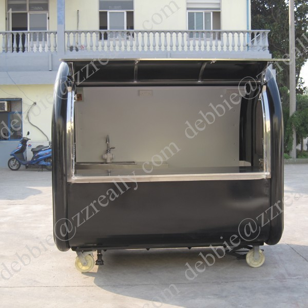 Hot Sale Food Trailer Mobile Cart Truck Coffee Dog For