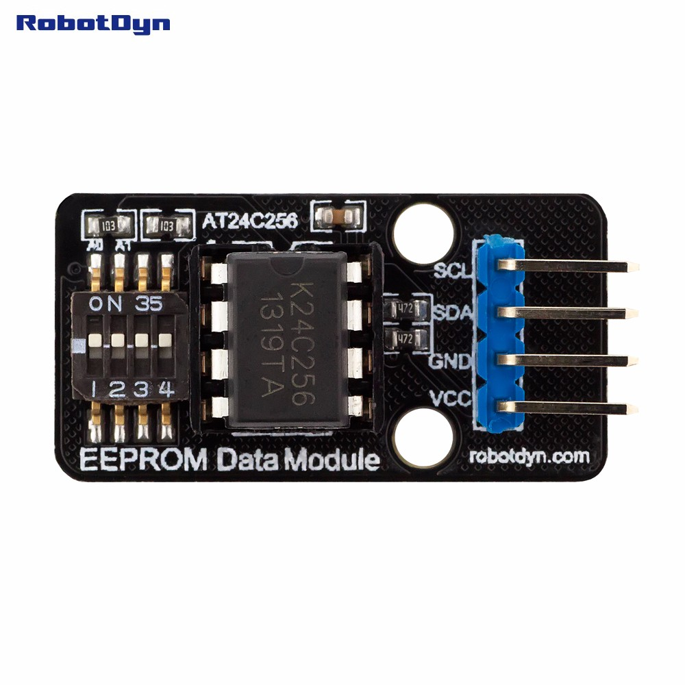 AT24C256 EEPROM Memory module 256K I2C RobotDyn