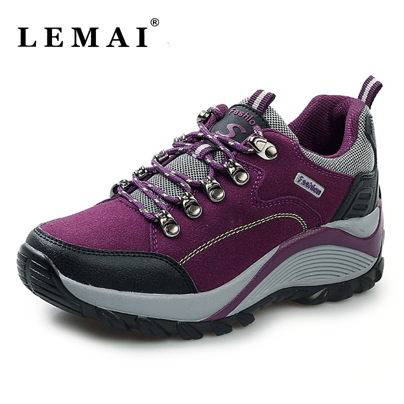 Women Hik Hiking Boots New Sport Shoes Women s Outdoor Hiking Shoes Waterproof Breathsble Sneakers Shoes