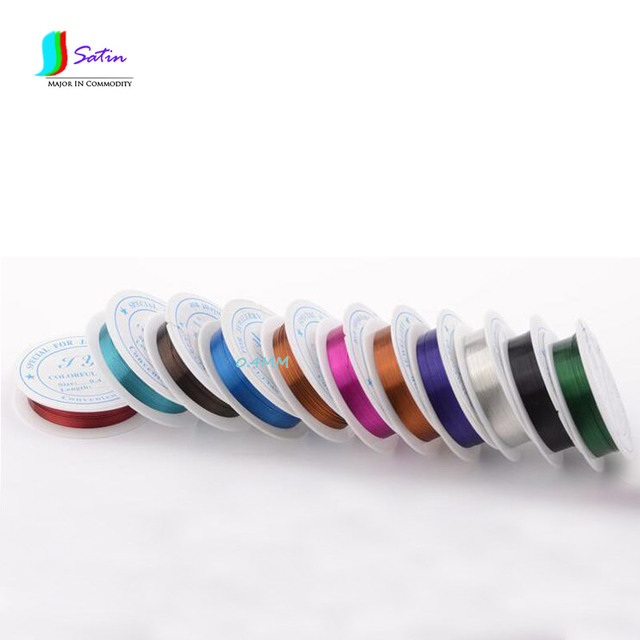 DIY Craft Material Button Stockings Flower Bone Thin Colorful Iron ...