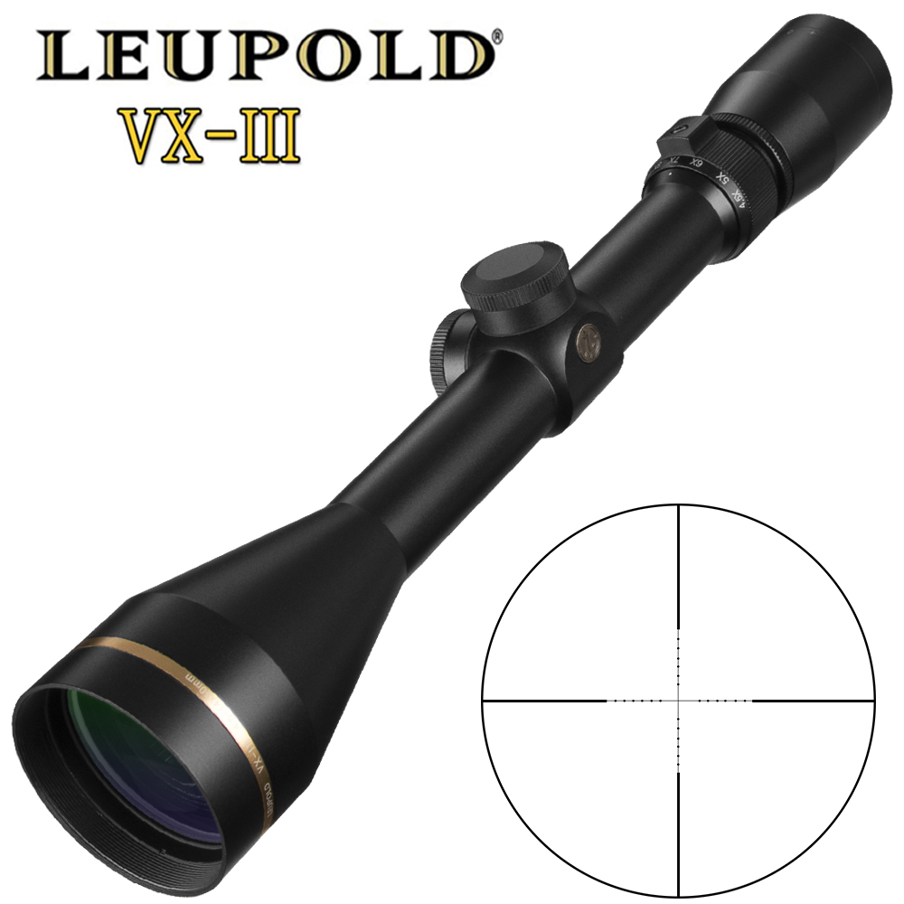 VX-3 4.5-14x50 Mil-dot  Riflescopes Rifle Scope Hunting Scope With 11/20  Mounts
