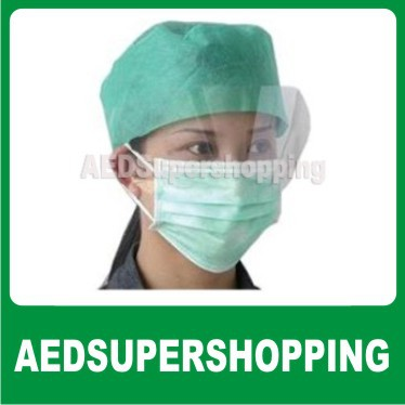 disposable pleated earloop face masks