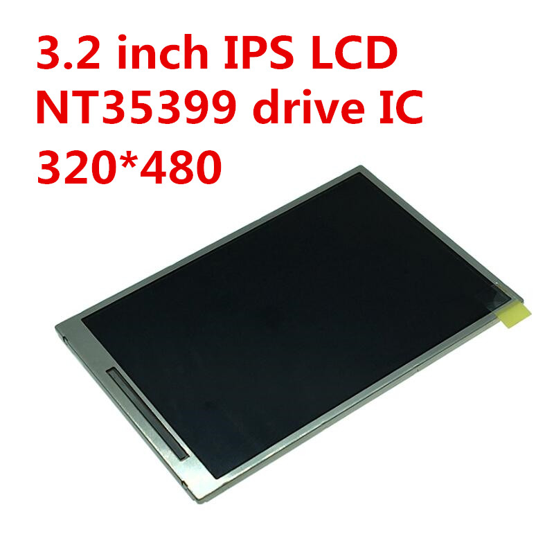 IPS full view 3.2 inch TFT LCD display screen LS032J7LX02 20 pin 320x480 resolution NT35399 drive IC No touch panel