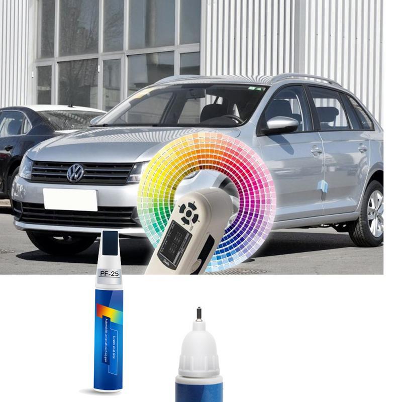 Image 4 - 12 Colors Waterproof Car Repair Pen Scratch Repair Paint Remove Scratch Car Paint Point Scratch Chip Repair Pen Car Care-in Painting Pens from Automobiles & Motorcycles