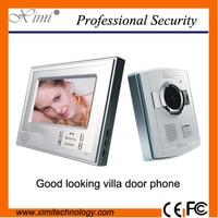 Smart Home System 7 Inch Video Door Bell Night Version Intercom Villa Video Door Phone