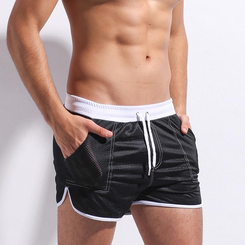 828b12b23d Desmiit hombres pantalones cortos de tabla Bermuda Surf natación pantalones  cortos de playa para hombre traje