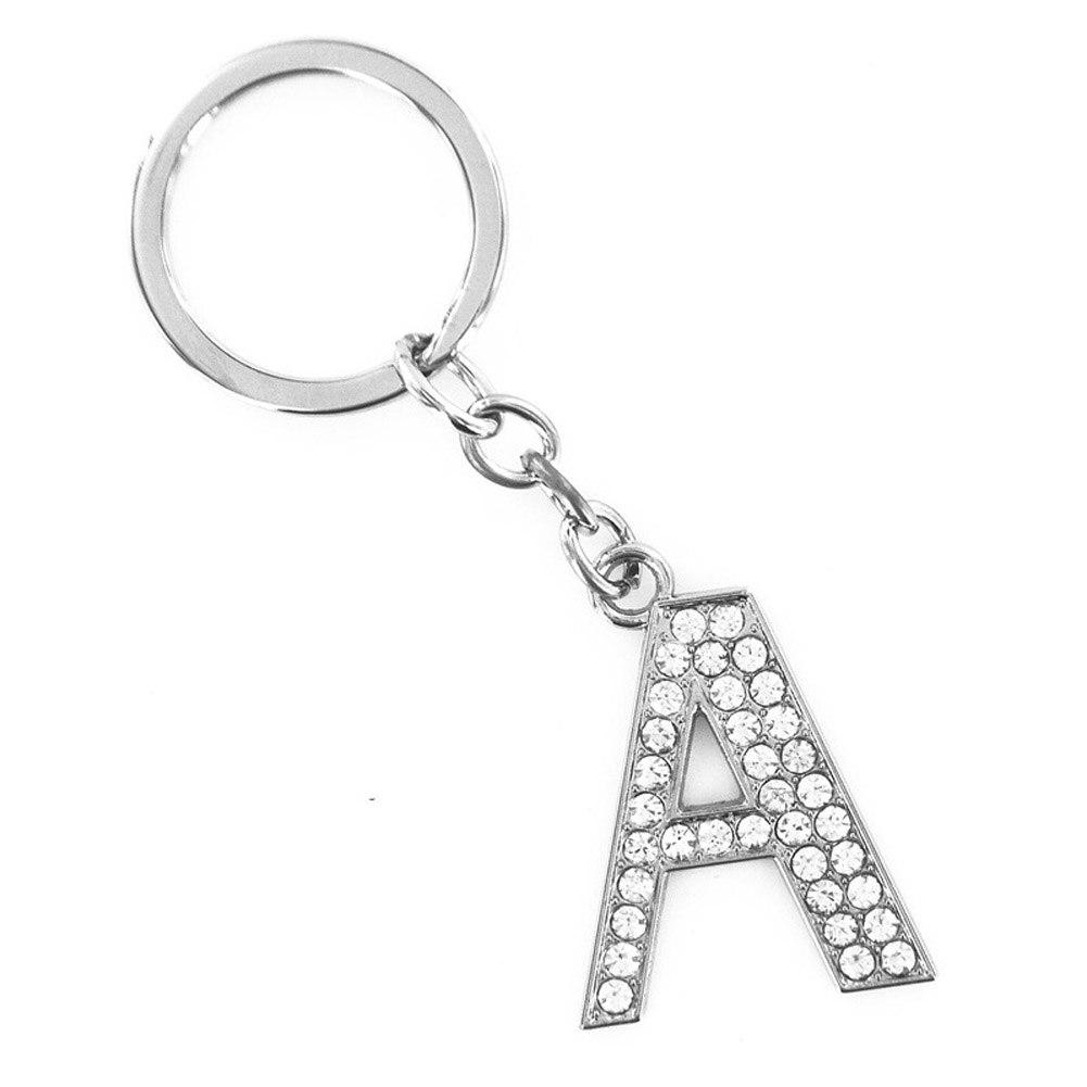Horseshoe Keyring Diamanate Gold Finish Keychain Gift boxed BRAND NEW