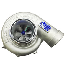 Universal Aluminum TURBO Ball Bearing HK5 T51R KAI BB power&response Siliver Turbo Turbine Turbocharger Increase engine power(China)