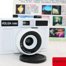 Камера формата HOLGA 35 мм 135 135BC/BC белый Lomo Fuji Kodak