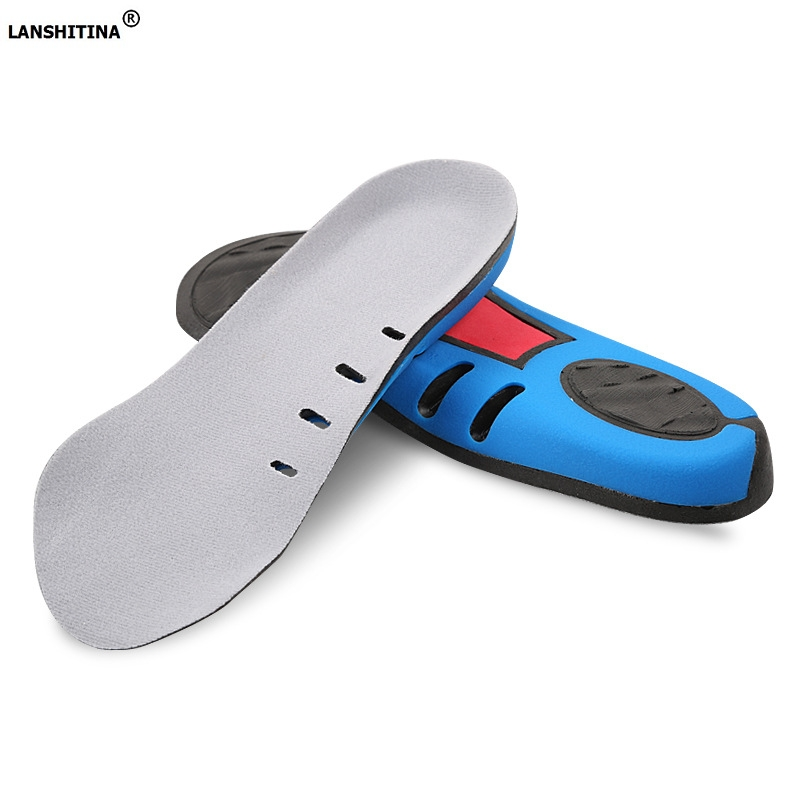 Arch Support Insoles Flatfoot Orthopedic Plantar Fasciitis Massage Breathable Shoe Insoles Accessories Foot Pad Heel Cushion medical adjustable ankle foot orthosis foot drop orthosis plantar support brace fasciitis splint boo