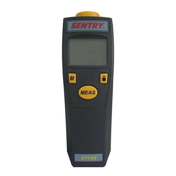 Tachymètre numérique ST722 compteur de vitesse sans Contact Portable