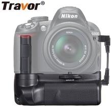 Travor Камера Вертикальная Батарейная ручка для NIKON DSLR D3100 D3200 D3300 Батарейная ручка работает с EN-EL14 батареей