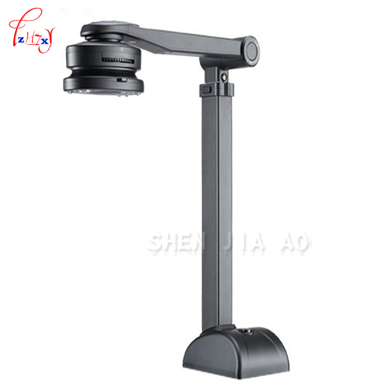 High-speed Camera A3/A4 document scanner 5MP Visual Presenter Business Card OCR document scanner S500A3B 1pc