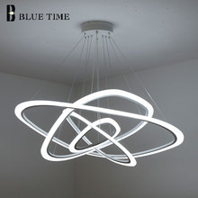 Luminaires Modern Led Ceiling Light For Living room Bedroom Dining room Kitchen Hanging Lamp Black&White Ceiling Lamp Fixture lukloy crystal modern led ceiling lamp lustre led ceiling light for bar living room bedroom kitchen lighting fixture dining room