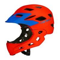 CAIRBULL Bike Helmet For Kids 50 57cm MTB Road Mountain Bike Bicycle Helmet Detachable Chin Outdoor Sport Cycling Helmet|Bicycle Helmet| |  -