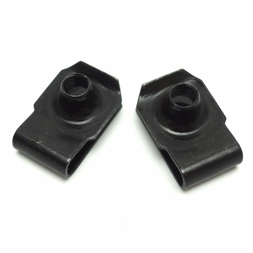 2009 2010 YZF-R1 Motorcycle Fairing Bolt Screw Fastener Nut Washer For Yamaha YZF R1 2009 2010 (16)