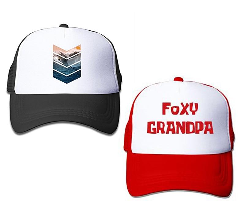 DUTRODU Fashion Pattern Snapback Caps Parent-child Hat Children Baseball Caps For Boys Girls Sun Hip Hop Caps Summer Hat
