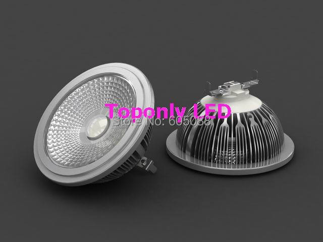 2015 NEW High Quality AR111 9W SHARP COB LED Spot Bulb G53 Or Gu10 Base AC100-240v To Replaces 50w traditonal halogen lamp