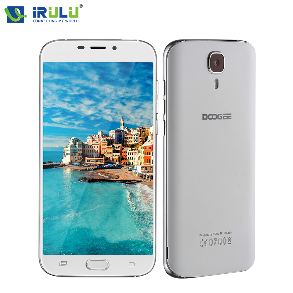 Original Doogee X9 Pro <font><b>4G</b></font> LTE Mobile Phone 5.5 Inch Quad Core <font><b>Smartphone</b></font> MT6737 <font><b>2GB</b></font> <font><b>RAM</b></font> 16GB ROM Dual Sim Android 6.0 CellPhone