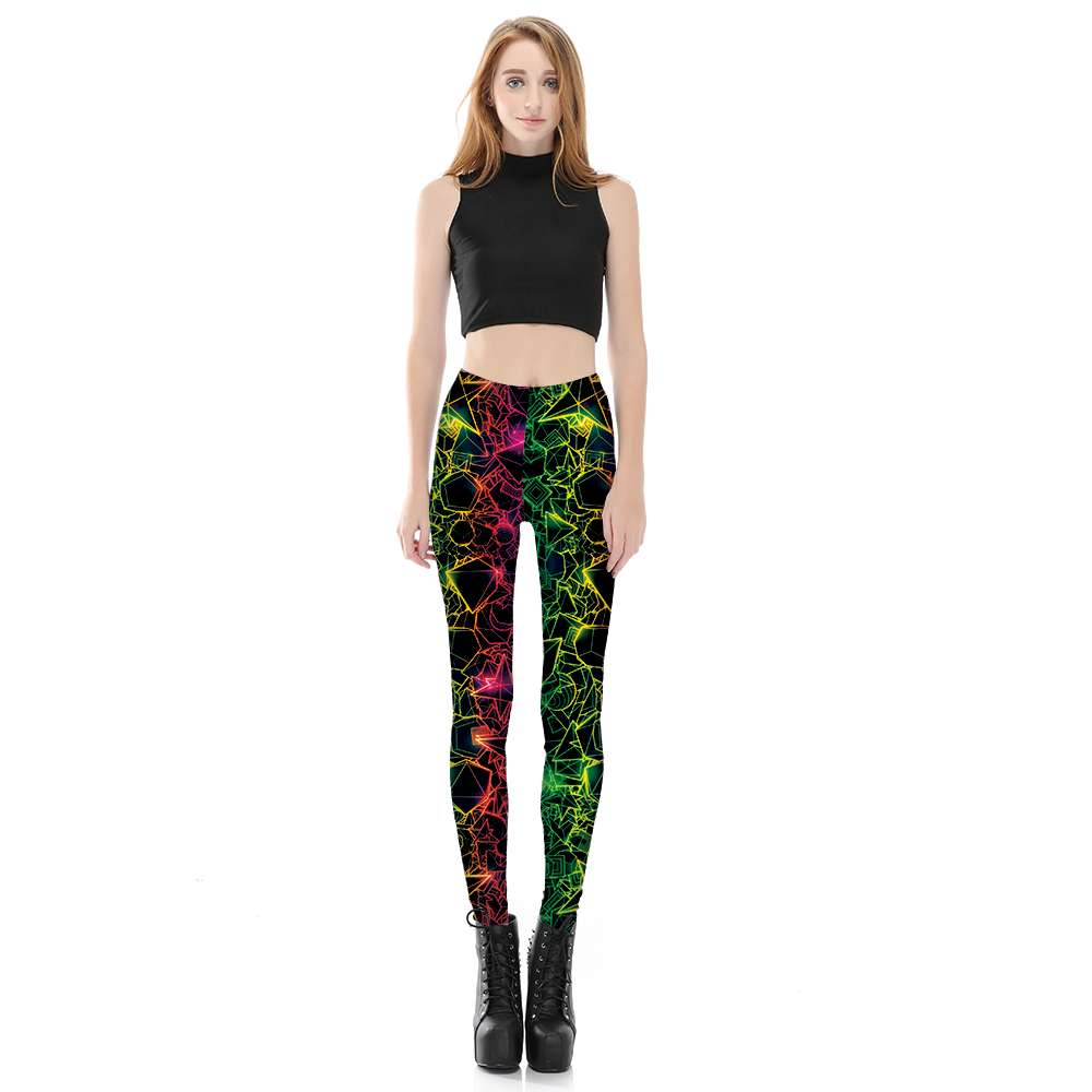 Nandi Poems Leggings 2017 Plus size Fashion Summer Women Leggings Colorful  geometric Digital printing Fitness Jeggings - Online Get Cheap Colored Jeggings -Aliexpress.com Alibaba Group
